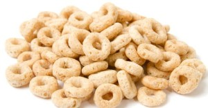 plain cheerios